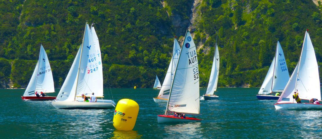 Yachtclub des Eisenbahnersportvereins Innsbruck