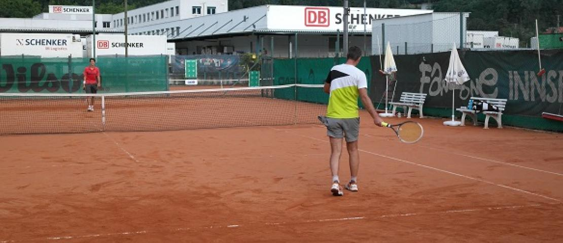 ESV Innsbruck  Eisenbahner Sportverein  Sektion Tennis